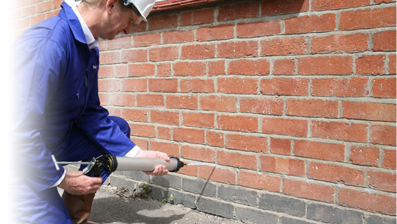 How To Achieve Success In Damp Proofing Business