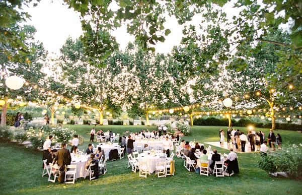 5 Best Ways To Have An Outdoor Wedding