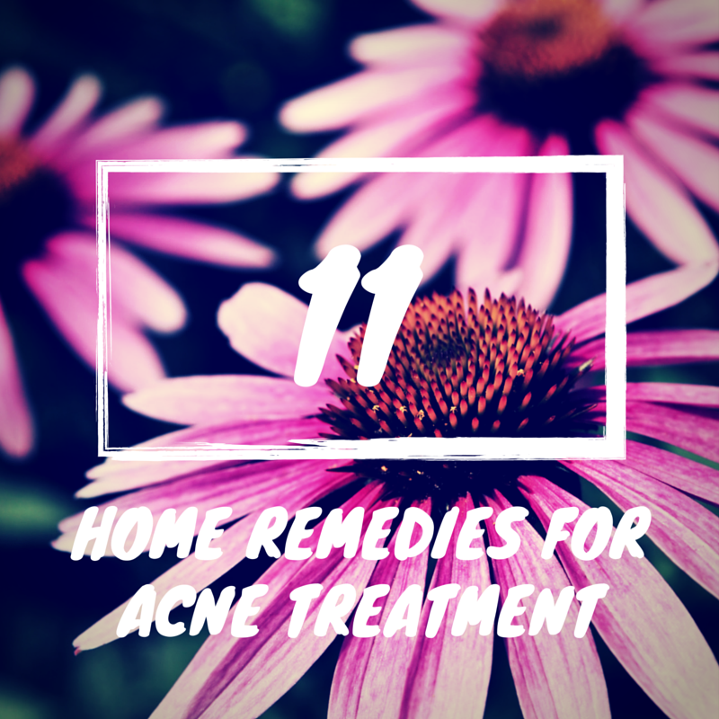 11 Surprisingly Effective Home Remedies For Acne Treatment