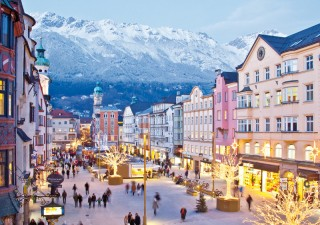 What Can You See In Innsbruck?