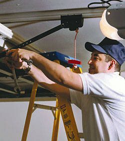Is The Spring Of Your Garage Door Broken And Not Letting It Close? Learn What To Do