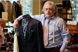 Custom Tailors In The Finest Tradition