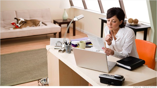 What You Need To Have To Start a Successful Home-Based Business by buyasafe.com.au