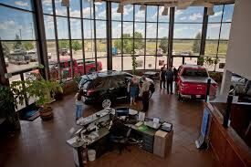 Finding Your Dealership