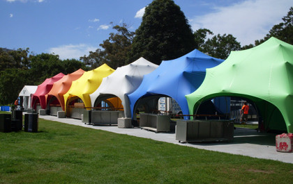 How A Promotional Tent Can Make Your Outdoor Events Successful