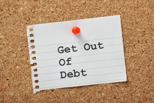 Getting Out Of Debt On A Budget