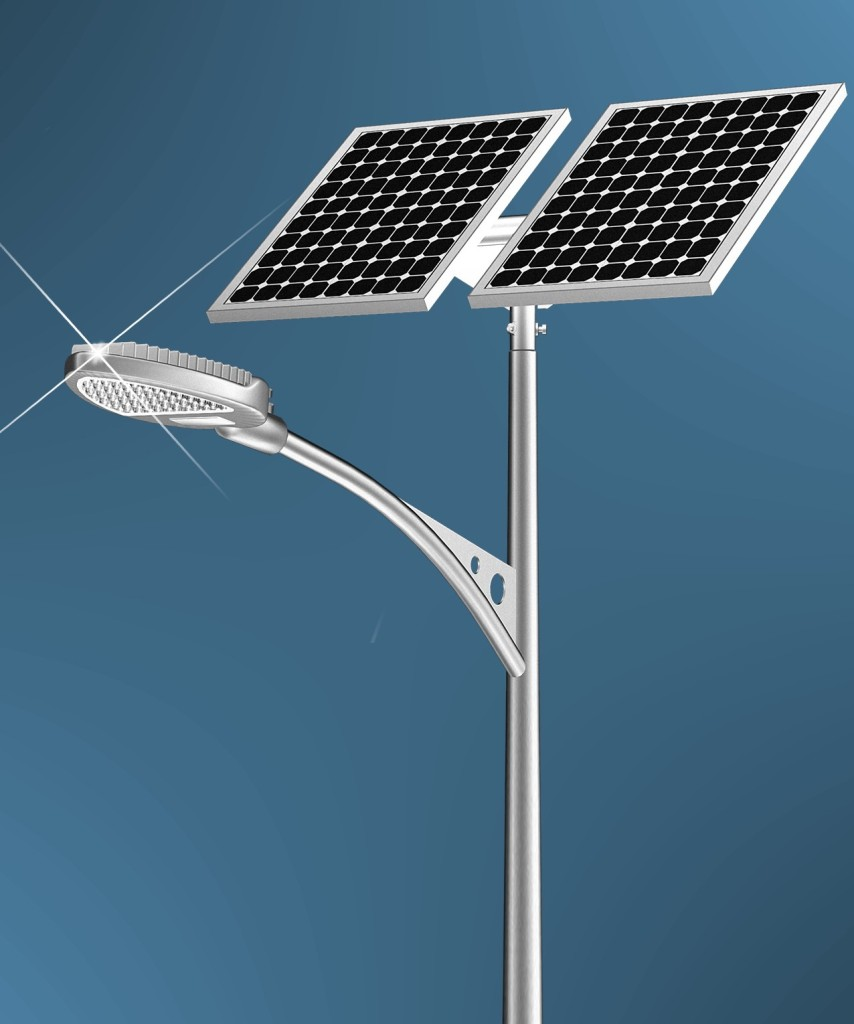 How To Design Solar Street Lights For Accurate Lighting Solution?