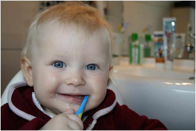 Maintaining Oral Hygiene In Children