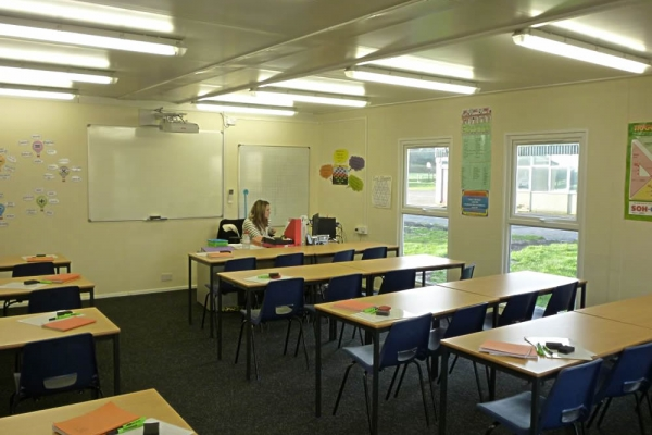 How Modular Buildings Can Benefit The Education Sector