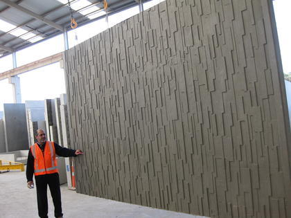 Concrete Wall Form Liners – A Perfect Blend Of Technology, Creativity and Innovation