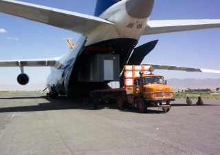 cargo shipping business
