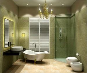 Tips on decorating a small bathroom by oxfordbathrooms.com.au