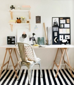 Designing Your Own Home Office by rof.com.au