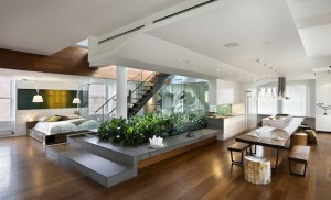 How to Beautifully Decorate Your Open Floor Plan by furnituredownunder.com.au
