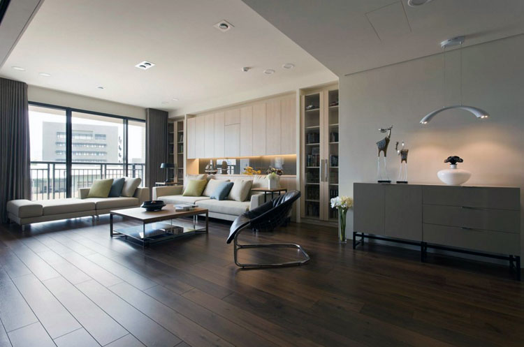 How To Beautifully Decorate Your Open Floor Plan