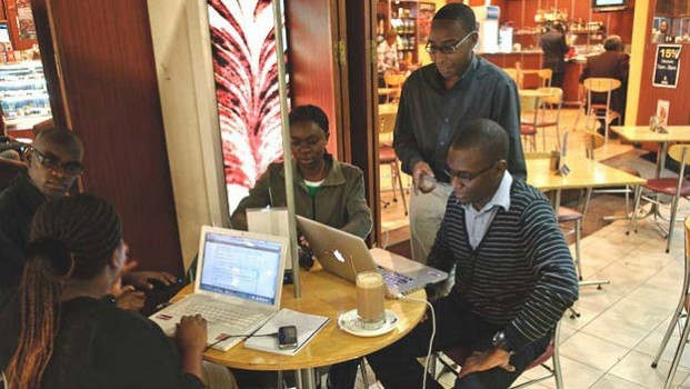 Market Explosion In Africa