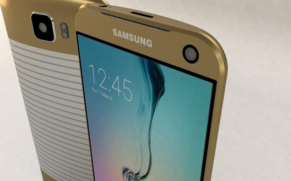 The Extravagant Samsung's Descendent s8