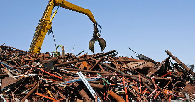 Just How To Improve Your Revenue Recycling Scrap Metal
