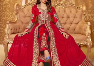 Get The Premium Range Of Ethnic Salwar Suits Online