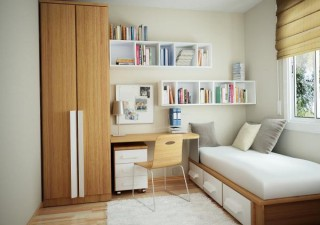 How To Decorate A Small Bedroom To Get The Most Of The Space Available