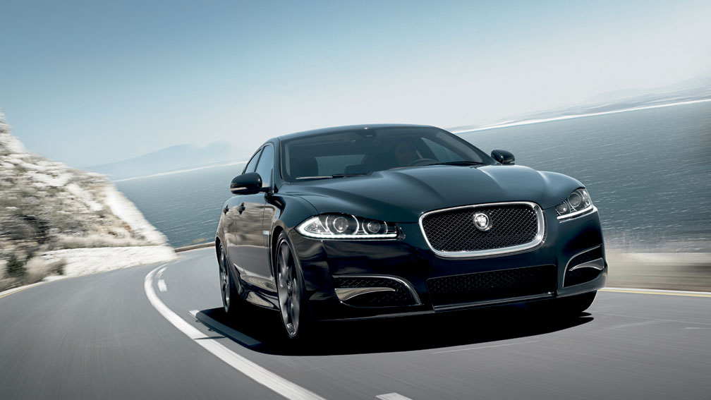 Buying A Jaguar XF As A Business Vehicle