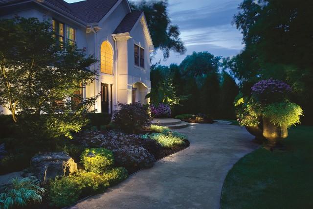 Landscape Lighting Portland Oregon Increases Your Control Appeal