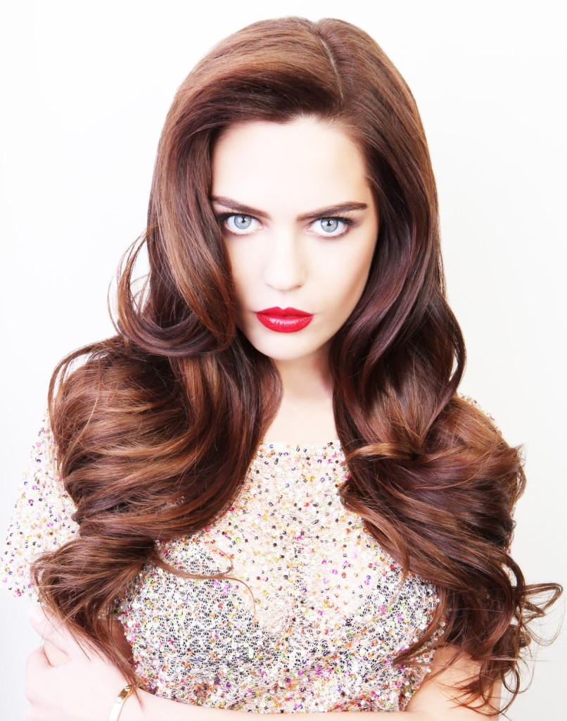 Revealing The Beauty With Yaki Clip In Hair Extensions