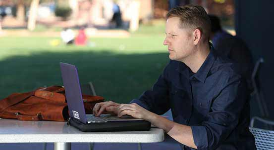 Study The Evaluation Of Humanities Degree via Online