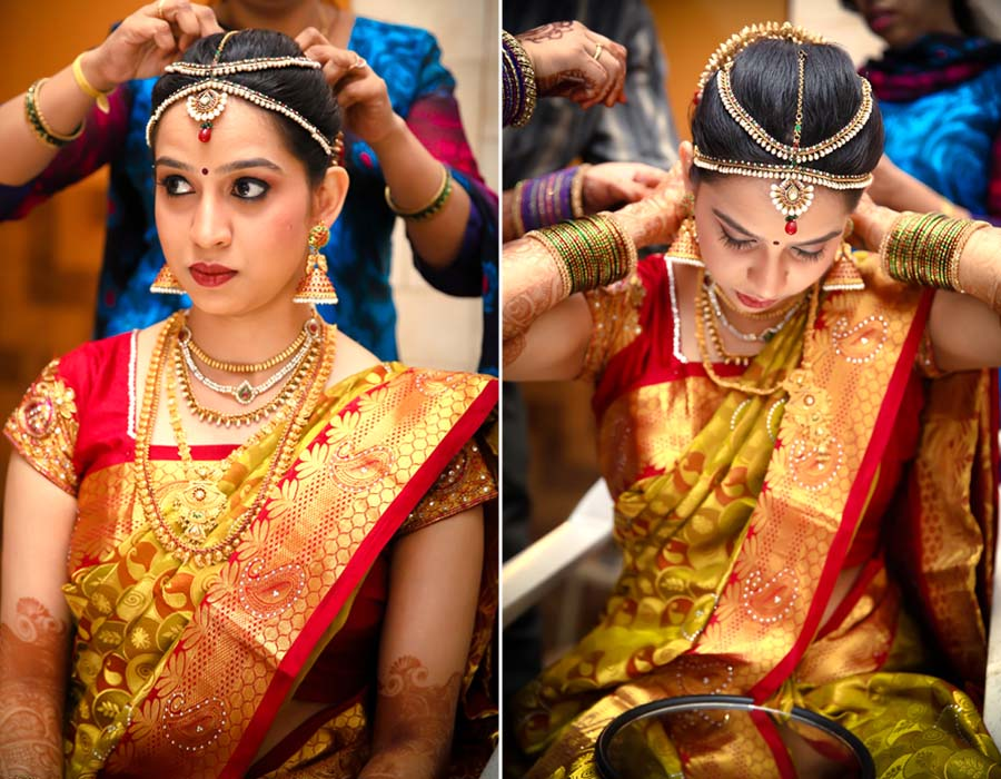 Top 6 Silk Saris For A Chennai Bride