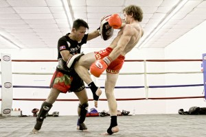 Muay Thai Training At Phuket Beach and Thailand For Tourist