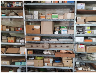 Controlling Spare Parts Inventory To Maximise Warehouse Up-Time