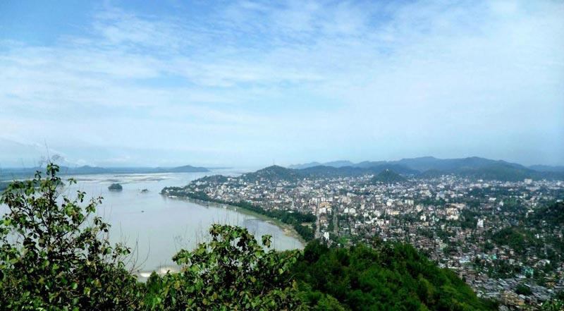 A Trip To Guwahati - The Gateway To Northeast India