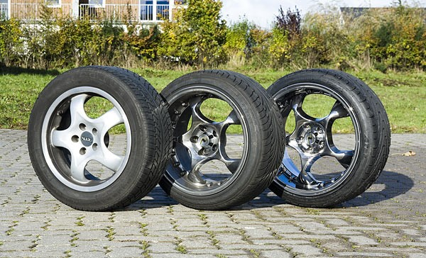 Steel Wheels - A Better Choice Over Alloys and Other Types
