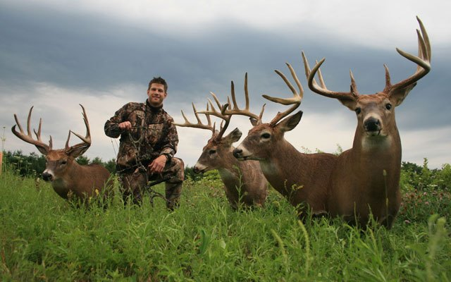 Why The Hunting Grounds Of Whitetail Ridge Are So Demanding