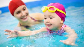 Help Your Child Become A Better Swimmer With Swim Lesson Games