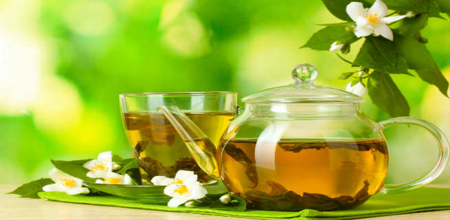 Know The Health Benefits Of Jasmine Green Tea