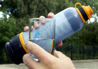 Water Filter Bottle - A Perfect Water Filtration System