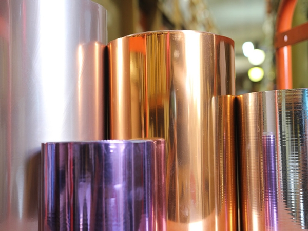 Types And Grades Of Foils Used For Hot Printing