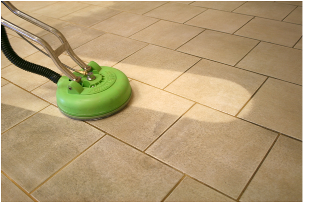 Tile Cleaning in Melbourne