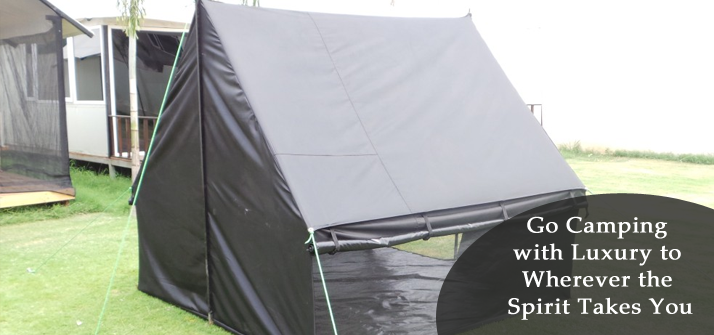 luxury tents manufacturers