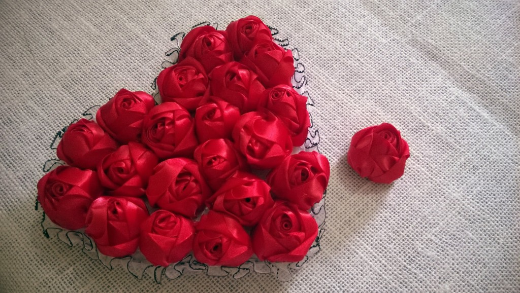 roses for valentiens