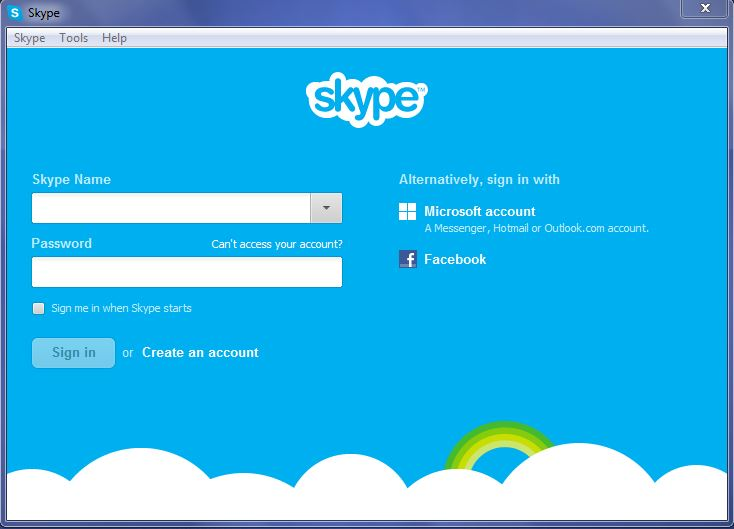 How To Download and Install Skype Set Up