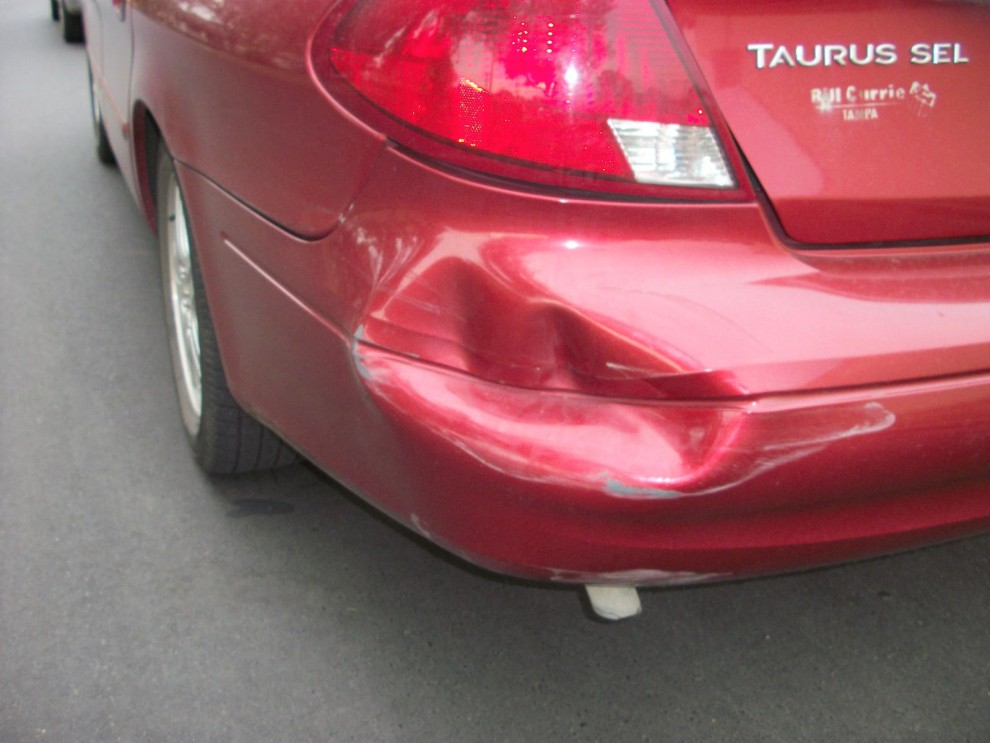 Different Ways To Fix Dents