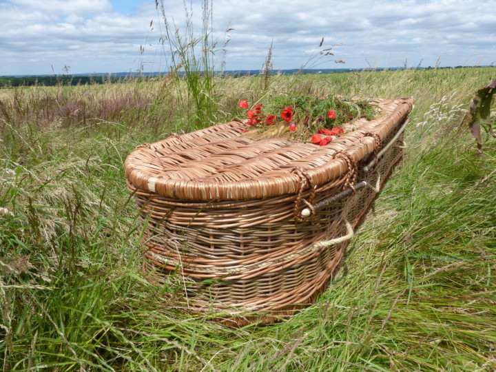 Find Out About The Materials Used For Biodegradable Coffins