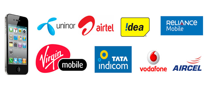 Online recharge business