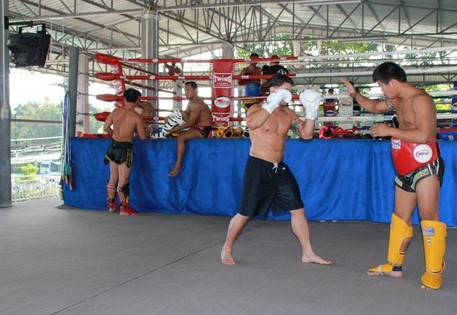 Holiday Destination and Muay Thai In Thailand Program
