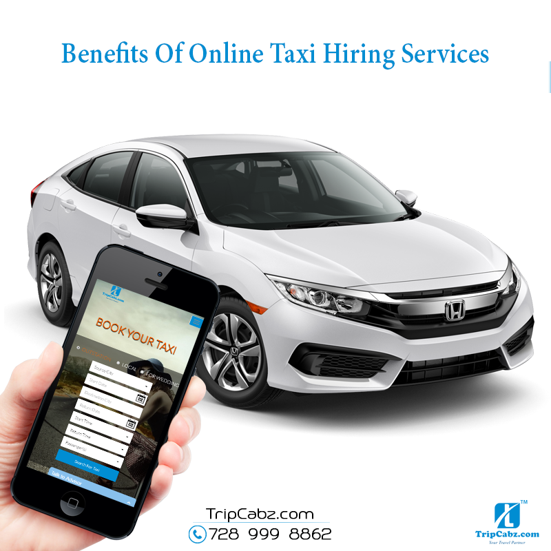 Benefits Of Online Taxi Hiring Services