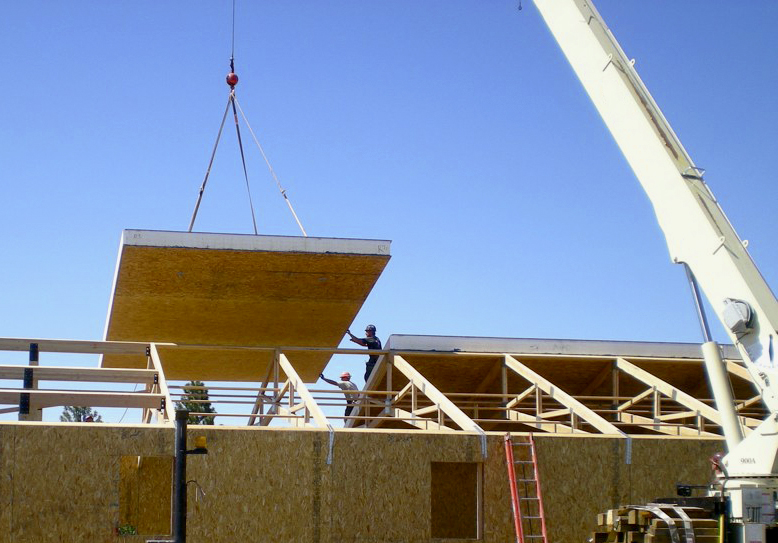 Constructing A Building With SIPs – The Benefits?