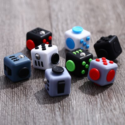 Enhance Your Mood by Using The Fidget Cube