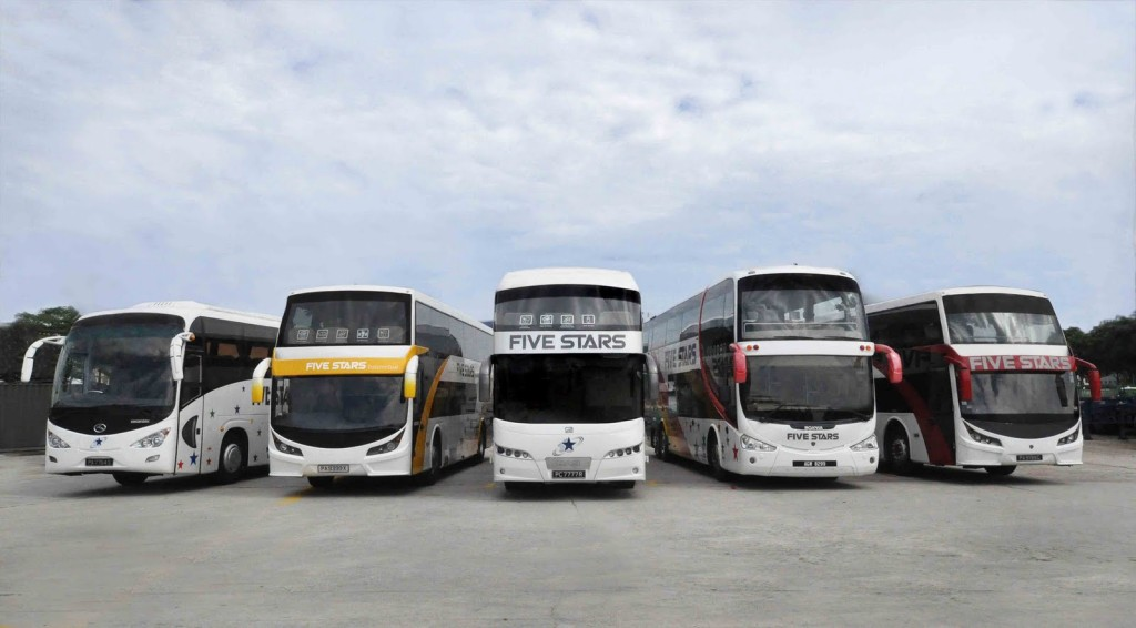 Bus from KL to JB Makes Travelling Easy